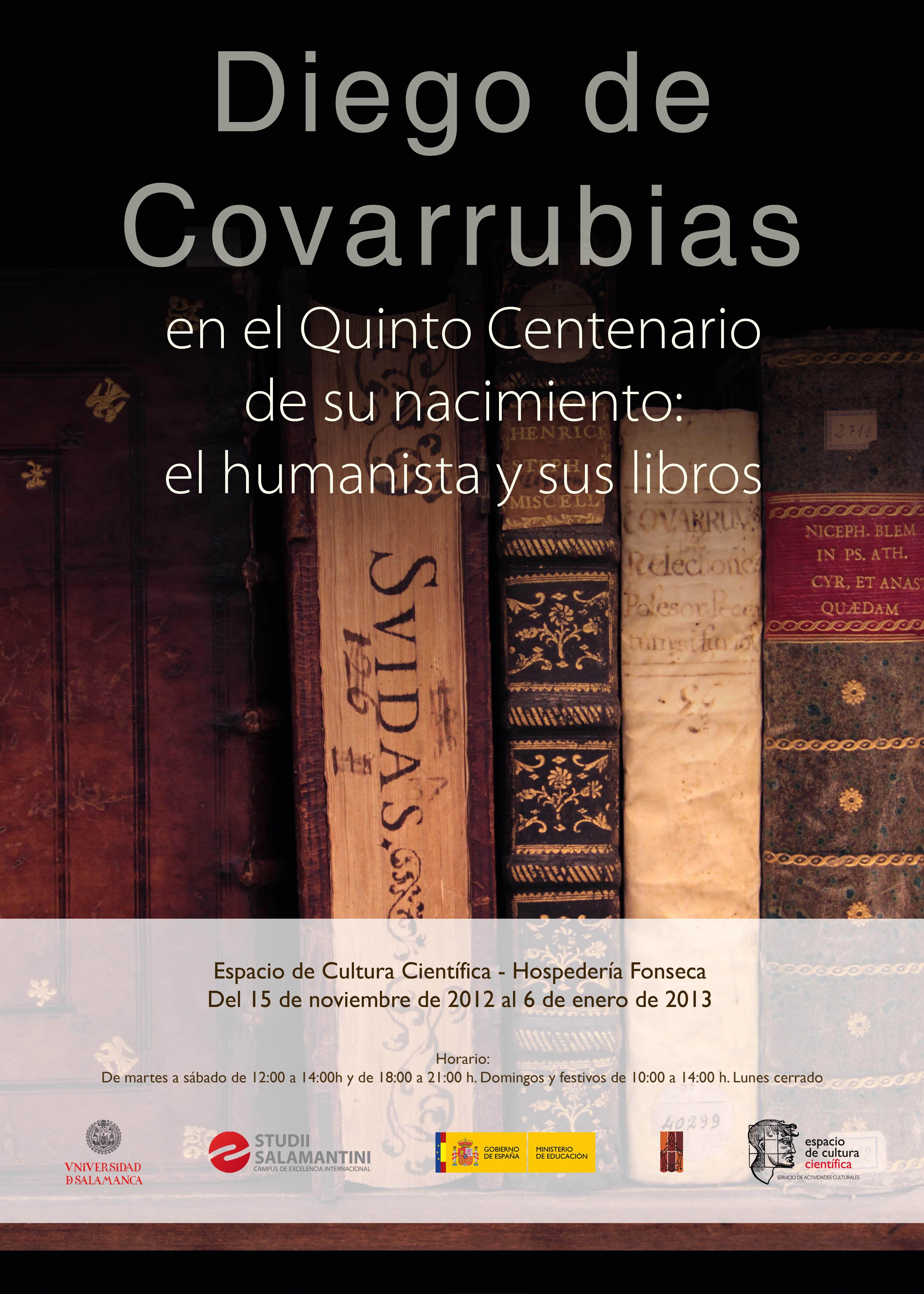 500 años de Diego de Covarrubias